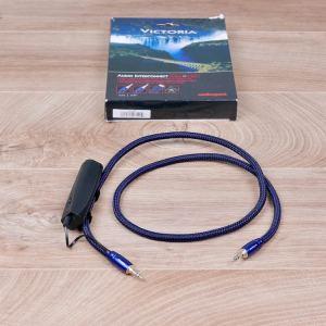 AudioQuest Victoria audio interconnect 3,5mm Mini 1,0 metre 1