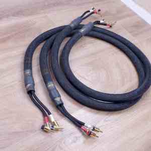 Kimber Kable Monocle XL audio speaker cables 1,8 metre 1