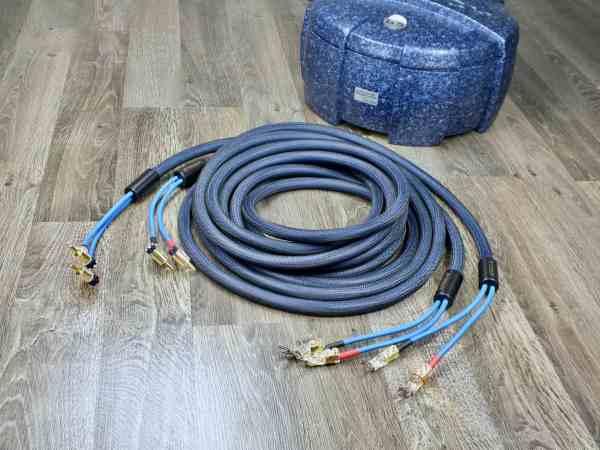 Siltech LS-88 G5 Classic Mk2 audio speaker cables 4,5 metre 1