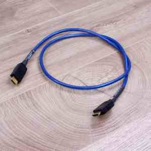 Nordost Blue Heaven audio HDMI cable 1,0 metre (2 available) 1