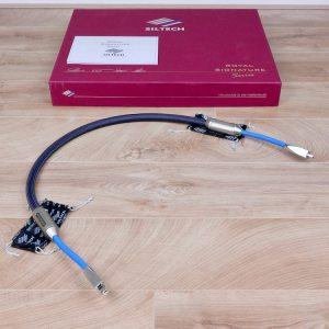 Siltech Golden Universal II G7 Highend audio USB cable 1,0 metre 11