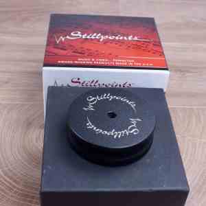 Stillpoints LP Isolator (LPI) Long Spindle record clamp black BRAND NEW 1