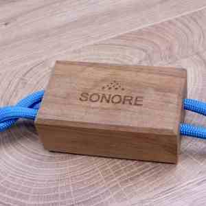 Sonore blue highend audio speaker cables 3,0 metre 4
