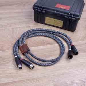 Kimber Kable Select KS-1121 audio interconnects XLR 1,0 metre 1