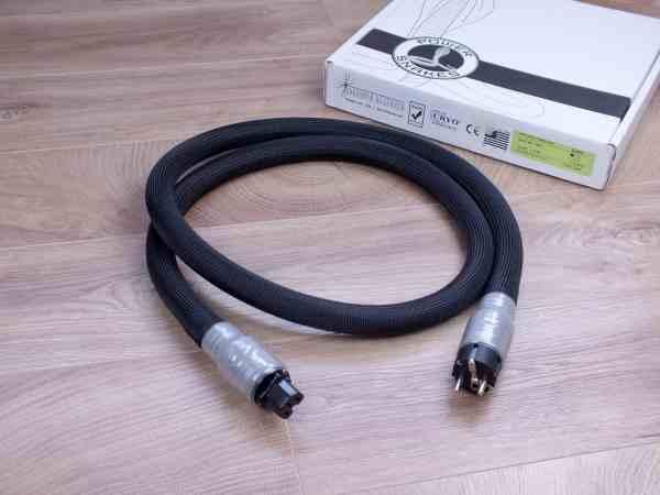 Shunyata Research Z-Tron Alpha Analog audio power cable 1,75 metre 1
