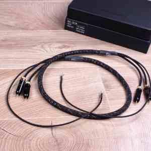 Kimber Kable Select KS-1216 audio Phono Tonearm interconnect RCA 1,0 metre 1