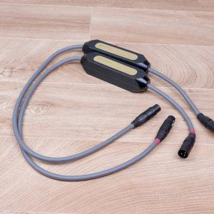 Transparent MusicLink Ultra audio interconnects XLR 1,0 metre 1