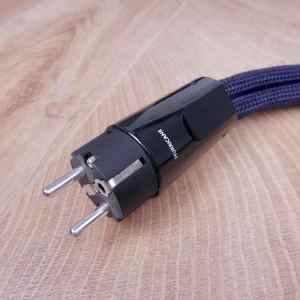 AudioQuest Hurricane High Current audio power cable C15 1,0 metre 13
