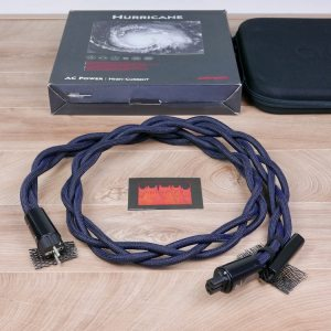 AudioQuest Hurricane High Current audio power cable C15 2,0 metre 25