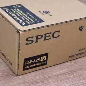 SPEC RSP-AZ9EX highend audio Real-Sound Processors NEW 3