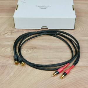 Acoustic System Liveline audio interconnects RCA 1,0 metre 1