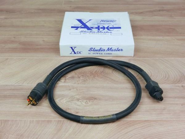 Harmonix X-DC Studio Master audio power cable 1,5 metre 1