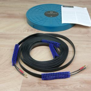 Townshend Isolda audio speaker cables 4,0 metre NEW 1