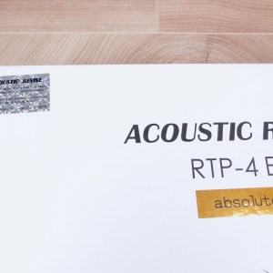 Acoustic Revive RTP-4EU Absolute highend audio AC power strip 1 NEW 4