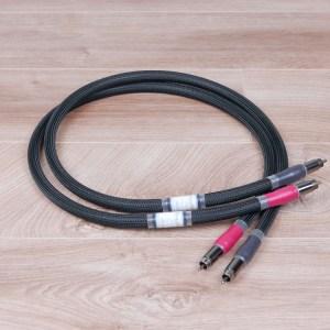 Purist Audio Design Alzirr Praesto Revision audio interconnects RCA 1,0 metre 1