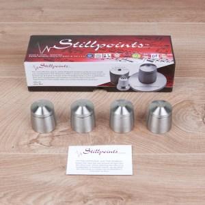 Stillpoints Ultra SS audio tuning feet set of 4 1