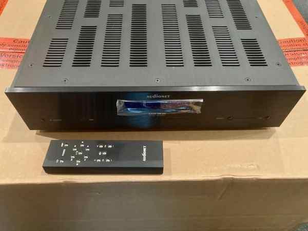 Audionet SAM 20 SE highend audio integrated amplifier 1