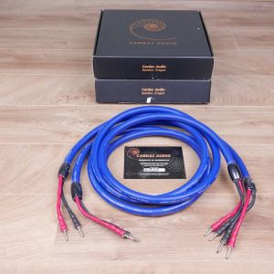 Cardas Clear highend audio speaker cables 2,5 metre 1