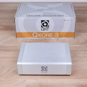 QRT Quantum QKORE 3 highend audio Ground Unit by Nordost 11