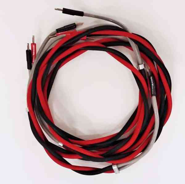 Chord Company Signature Reference audio speaker cables 2,5 metre
