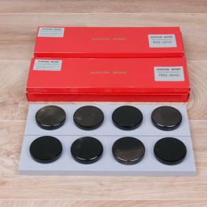 Acoustic Revive RIQ-5010 Pure Smokey Quartz Insulators NEW (2 sets of 4 available) 1