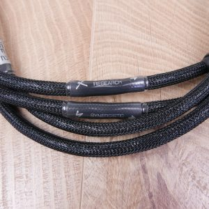 Synergistic Research Core UEF Level 2 audio interconnects XLR 1,0 metre 3