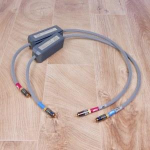 MIT MI-330 Series Two Medium Impedance audio interconnects 1,0 metre 1