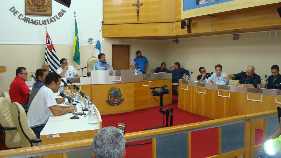Prefeitura não tem projeto para novo Paço e Câmara