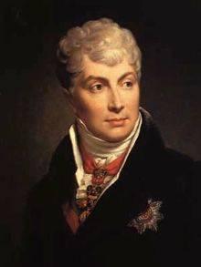 Clemente-Wenceslao de Metternich (1773-1859)