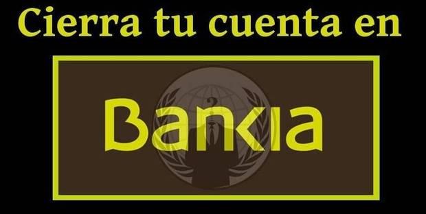 Cierra tu cuenta en Bankia - Estafa