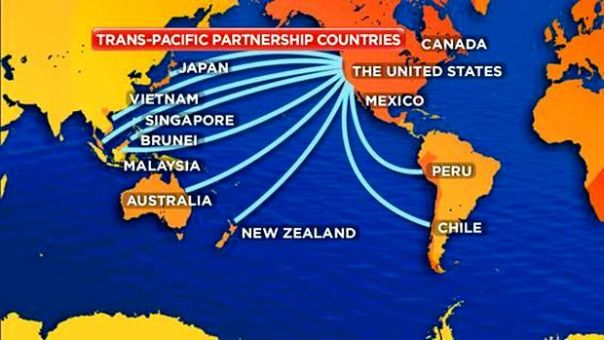 ¿Por qué fueron negociadas en secreto ciertas cláusulas del TPP?