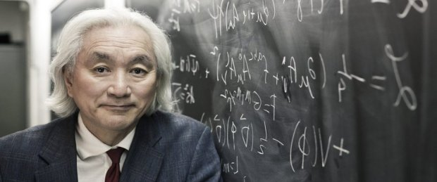 El físico teórico Dr. Michio Kaku