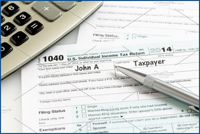 Irs Tax Form Ez