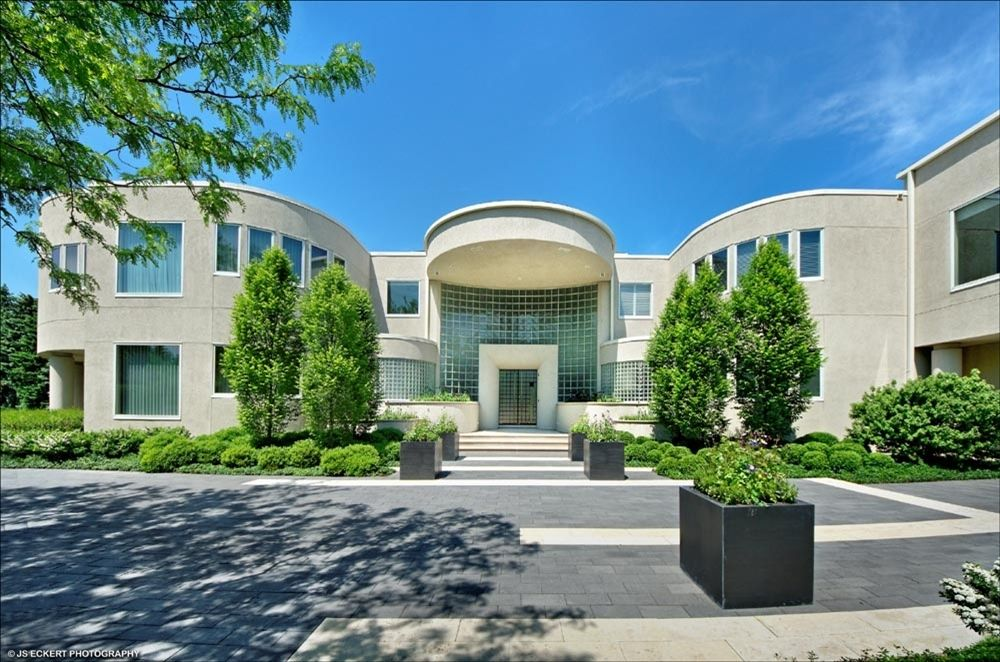 Michael Jordan's Chicago Area Mansion Up For Sale - Contrarie