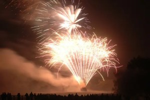 Weston Park, Bonfire and Fireworks extravaganza