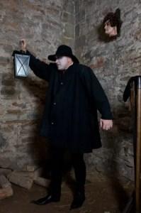Ghost Tour at Tamworth Castle, Enjoy Staffordshire
