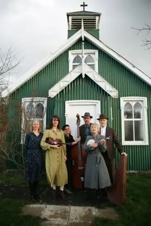 Buffalo Gals Make Pals At Quatt Village Hall Contrary Life
