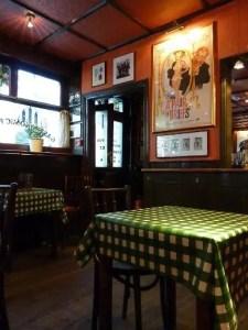 Seven Stars pub, Carey St in London