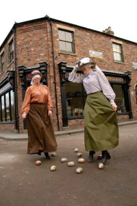 Easter at Blists Hill Victorian Town, Shropshire