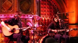 Sarabeth Tucek at The Union Chapel, Islington