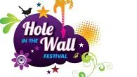 Hole in the Wall festival, Hopton Court, Shropshire