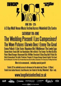 Long Division Music Festival in Wakefield