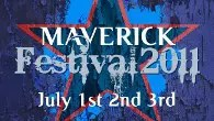 Maverick music festival at Easton Farm Park in Suffolk