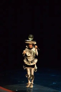 Victoria Chaplin and Jean-Baptiste Thiérrée present Le Cirque Invisible, Southbank Centre