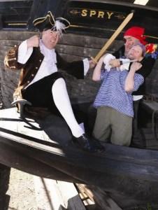 Treasure Island Weekend at Blists Hill Victorian Town, Ironbridge