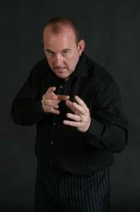 Acari Master Stage Hypnotist, The Old Joint Stock, Birmingham