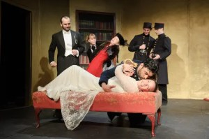 Sturdy Beggars presents Molnár's The Wolf at the Network Theatre, Waterloo