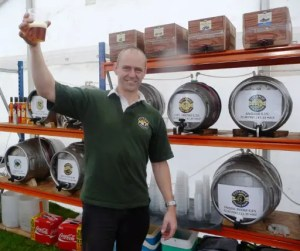 Best of Staffordshire Beer Festival: Dave Bott, Director at Titanic Brewery