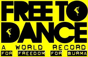 Free to Dance world record, The Scoop at More London