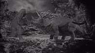 Norwich Puppet Theatre show silent film The Lost World